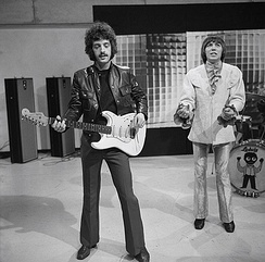 Junior Campbell and Dean Ford, Marmalade, Dutch TV (1968)