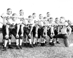 The inaugural Florida State University football team