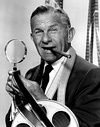 George Burns in 1961