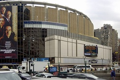 Madison Square Garden was the site of the 1976 Democratic National Convention