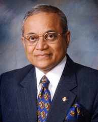 Maumoon Abdul Gayoom, President of the Maldives (1978–2008).