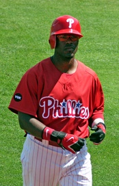 2007 MVP Jimmy Rollins recorded the fourth 20–20–20–20 season in MLB history.