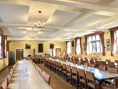 St Edmund's College Dining Hall