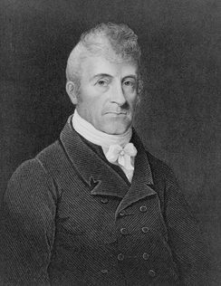 Engraving of Van Rensselaer by G. Parker, from a miniature by Charles Fraser, c. 1835