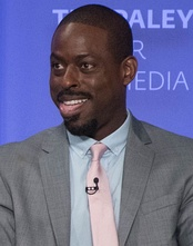Sterling K. Brown, Outstanding Lead Actor in Drama Series winner