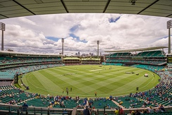 The Sydney Cricket Ground