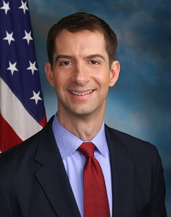Junior Senator Cotton