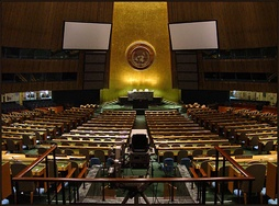 United Nations General Assembly 2003