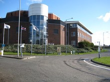 Watford, Camelot Head Office, Tolpits Lane - geograph.org.uk - 732568.jpg