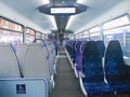 The interior of the experimental, prototype trial Northern refurbished Class 144 ePacer No. 144012