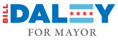 Mayoral campaign logo