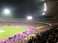 Borg El Arab Stadium during a match in the 2018 FIFA World Cup qualifiers in October 2017.