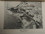 "An aerial image included as Exhibit 2 of the ""1930 Agreement"" between the Port of New York Authority and the City of New York"