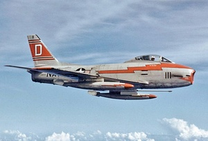 FJ-3M VF-121 in flight 1957.jpg