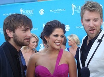 "Lady Antebellum's single ""Need You Now"" came in at number two, the first time a country music recording has broken the top two since Faith Hill's ""Breathe"" ranked number one in 2000.  Their ""American Honey"" also made the year's top 100."
