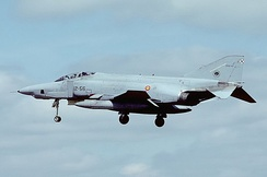 Spanish Air Force RF-4C Phantom II, 15 June 1993