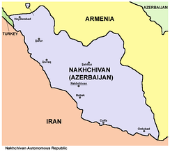 Nakhchivan Autonomous Republic