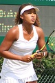 Haitian-Japanese professional tennis player Naomi Osaka