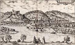 Pressburg in 1588
