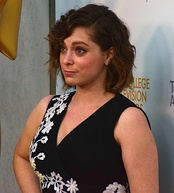 Rachel Bloom, Best Actress in a Television Series – Comedy or Musical winner