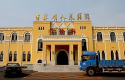 Railway Station in Changchun in 2011.jpg