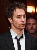 Photo of Sam Rockwell at the 2009 premiere of Moon at the Tribeca Film Institute