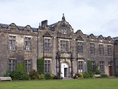 St Salvator's Quad at the University of St Andrews