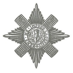 The star of the Order of the Thistle