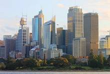 Sydney is Australia's most populous city.
