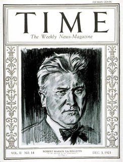 Time cover, 3 Dec 1923