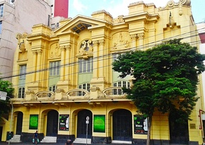 Renault Theater, stage of the Brazilian version of Wicked in São Paulo