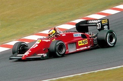 Ferrari placed 2nd in the 1985 Manufacturers' Championship
