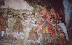 Испанское завоевание гуанчей (1496)— Тенерифе