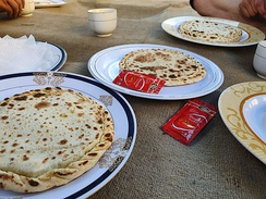 One of the poplular dish of this region is Chapchor. It is widely made in Hunza Valley