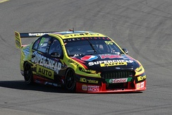 Chaz Mostert at the 2016 Sydney SuperSprint