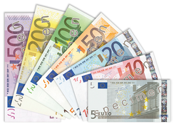 The euro was introduced in 2002, replacing 12 national currencies. Seven countries have since joined.