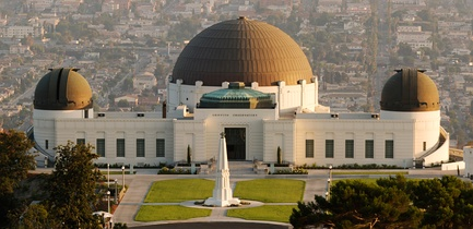 Griffith Observatory, Los Angeles, California (1933)