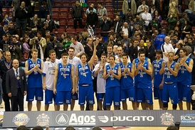 Team Italy in 2011