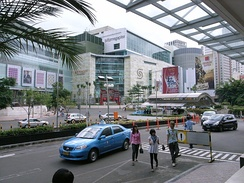 Grand Indonesia Shopping Town in Central Jakarta