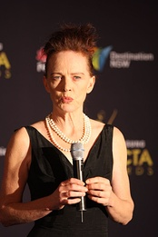 Judy Davis, Outstanding Supporting Actress in a Miniseries or Movie winner