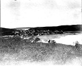 Panorama of Kodiak, 1908