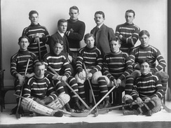 McGill Hockey Team, 1904