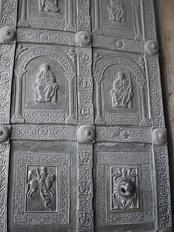 Фрагмент северного портала