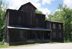 Old Mill at Montauk State Park has been placed on the National Register of Historic Places.