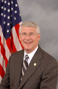Official photo as U.S. Representative