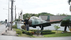 T-28 at the Udon Royal Thai Air Force Base