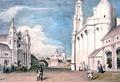 Униатская церковь и костел Св. Антония, Ю. Пешка