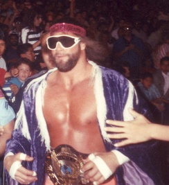 Savage won his first WWF World Heavyweight Championship in a 14-man tournament at WrestleMania IV