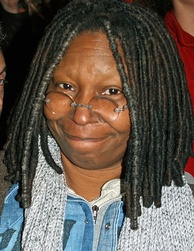 Whoopi Goldberg became the tenth winner, first winner to win two of their awards in the same year, and first African American winner, in 2002.