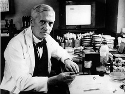 Alexander Fleming's discovery of penicillin in September 1928 marks the start of modern antibiotics.